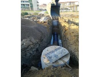 Дъждовна канализация ф 500