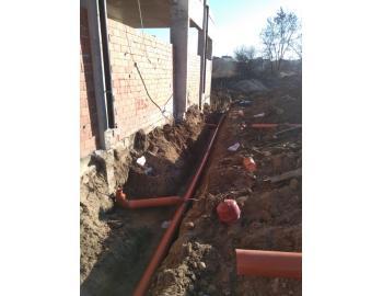 Монтаж на битова канализация