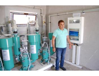 Пречиствателна Станция за Битови Отпадъчни Води - 350 м3/ден. на хотелски комплекс