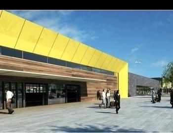 Изграждане на Терминал 2 - Летище Варна