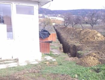 "Водопровод за минерална вода в района на МБАЛ ""СВ. МАРИНА"""