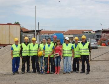 Рехабилитация на водопроводната мрежа в с. Зетьово, общ. Чирпан.